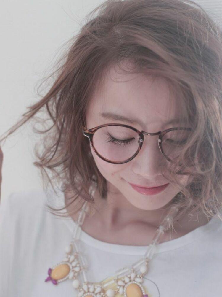 ☆お客様スタイル☆くしゅっとコットンパーマ Belle吉祥寺カット、カラー、パーマ 21450円