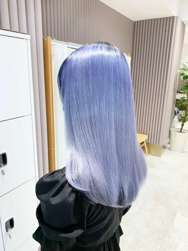 韓国カラー BTS髪色 TWICE髪色