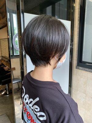 siena 渋谷 /駅徒歩3分/髪質改善カット+イルミナカラー+トリートメント_6900