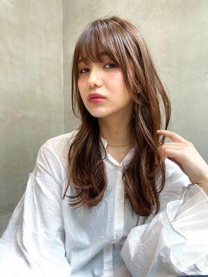 siena 渋谷 /駅徒歩3分/カット+カラー+トリートメント¥5900~