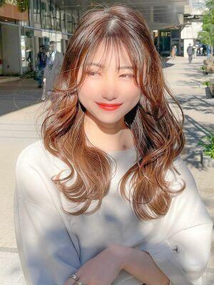 U-REALMotto韓国風色っぽくびヘア