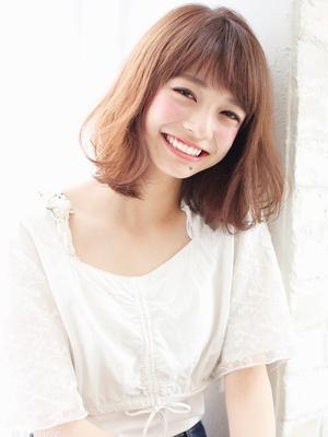 「joemi 新宿」小顔カット 大人フェミニンナチュラル髪質改善 大島