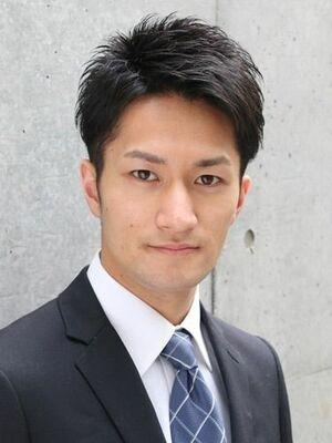 マゼルヘア表参道 伊坂ISAKA ビジネス◎就活◎ランキング上位★サイドパートビジネスショート★