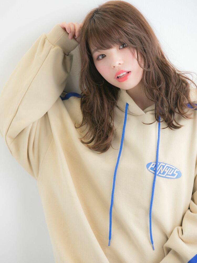 柔らかカール✕ゆるふわ艶髪☆