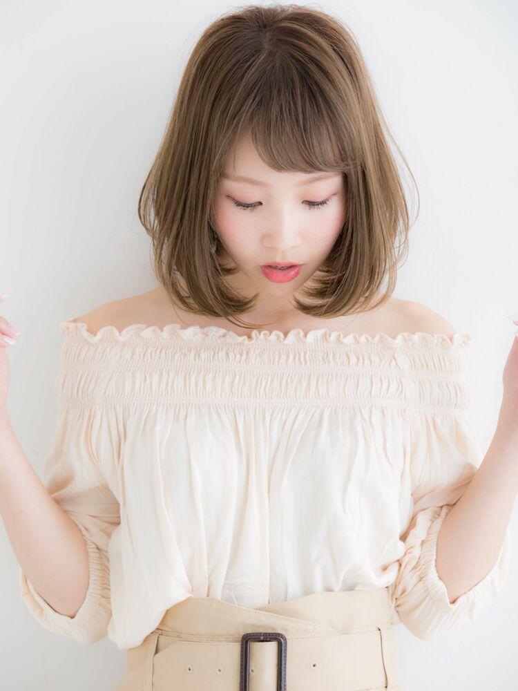 フェアリーボブ☆王道の可愛いワンカール