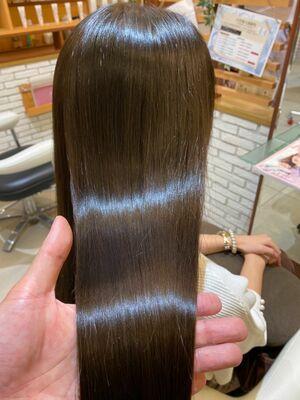 艶さら髪質改善サイエンスアクア