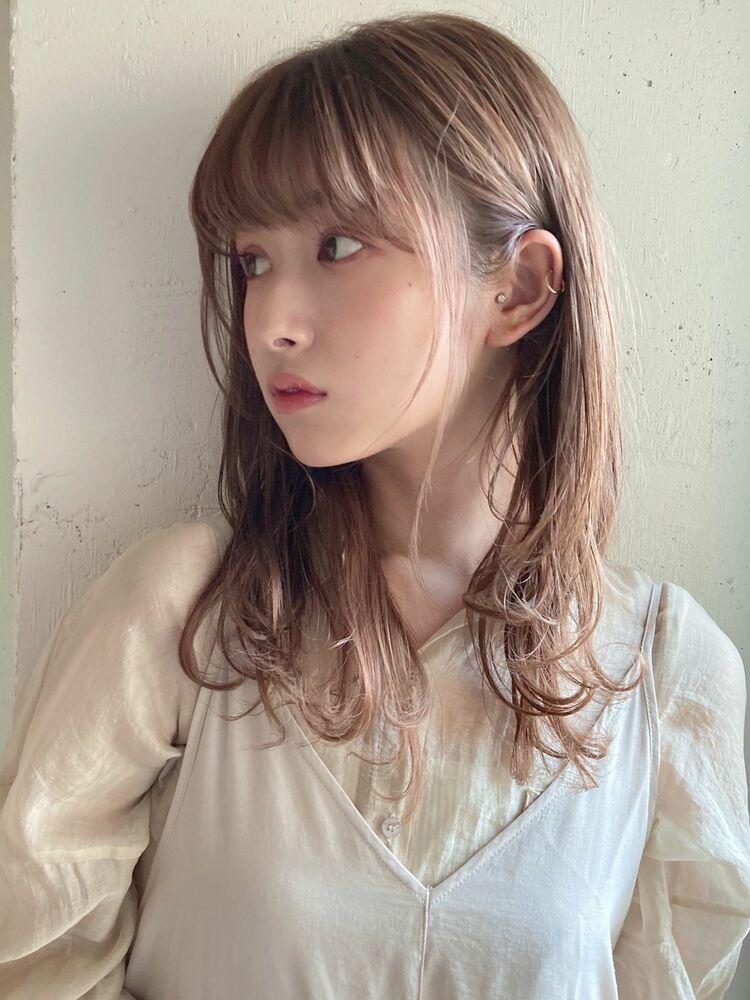 kyli表参道 時田 デジタルパーマミディ♪