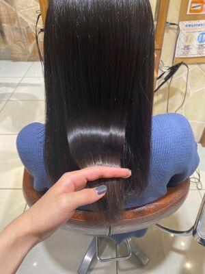 髪質改善トリートメントサイエンスアクア