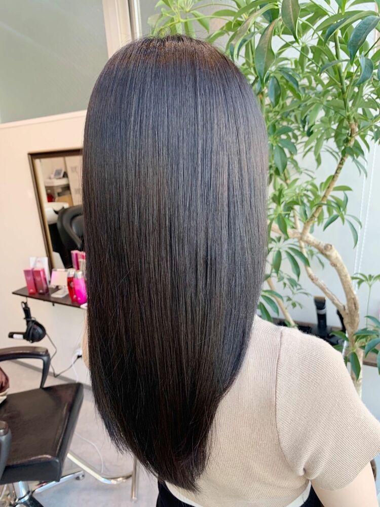 🌟髪質改善カラー🌟