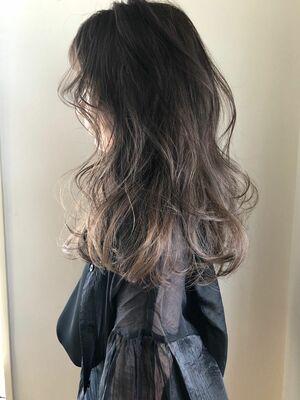 シアーベージュ ミルクティーベージュ 透明感カラー モテ髪 addict表参道 井坂
