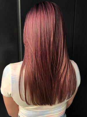 艶感が良い◎ピンクバイオレットカラー◎