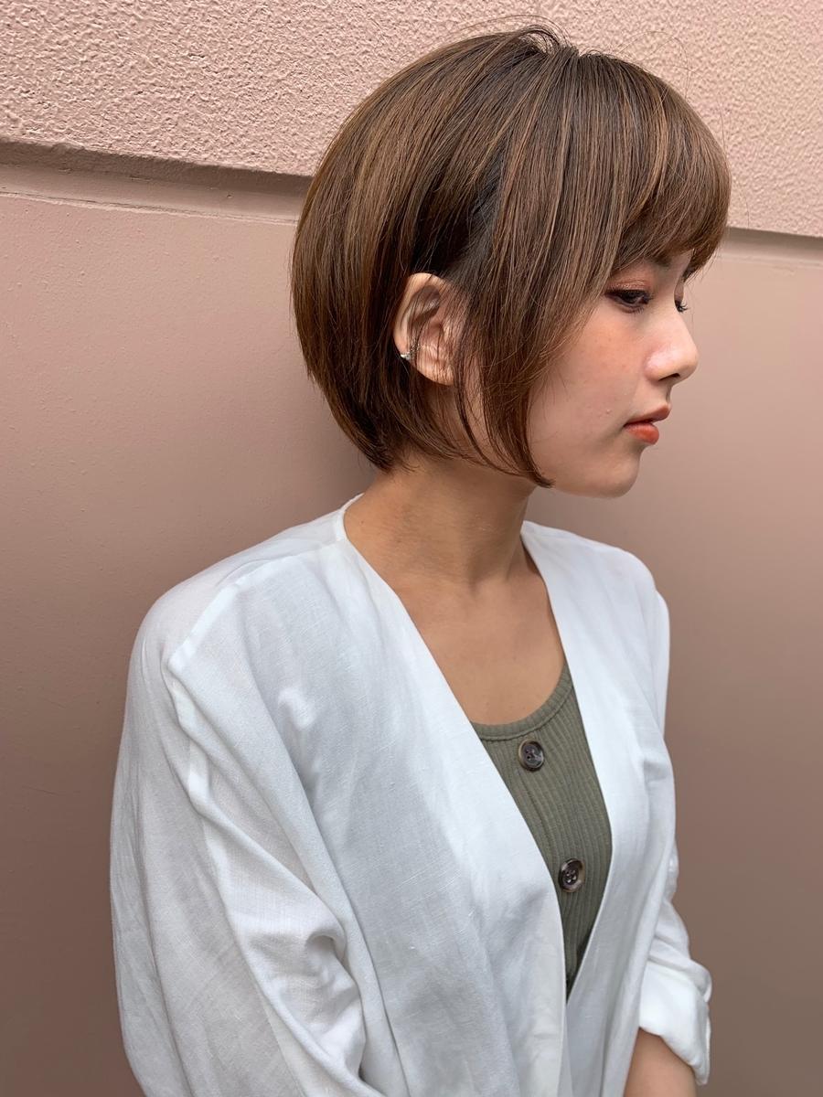 joemi by unami/新宿駅直結 土井陸首長きれいショートミニボブ