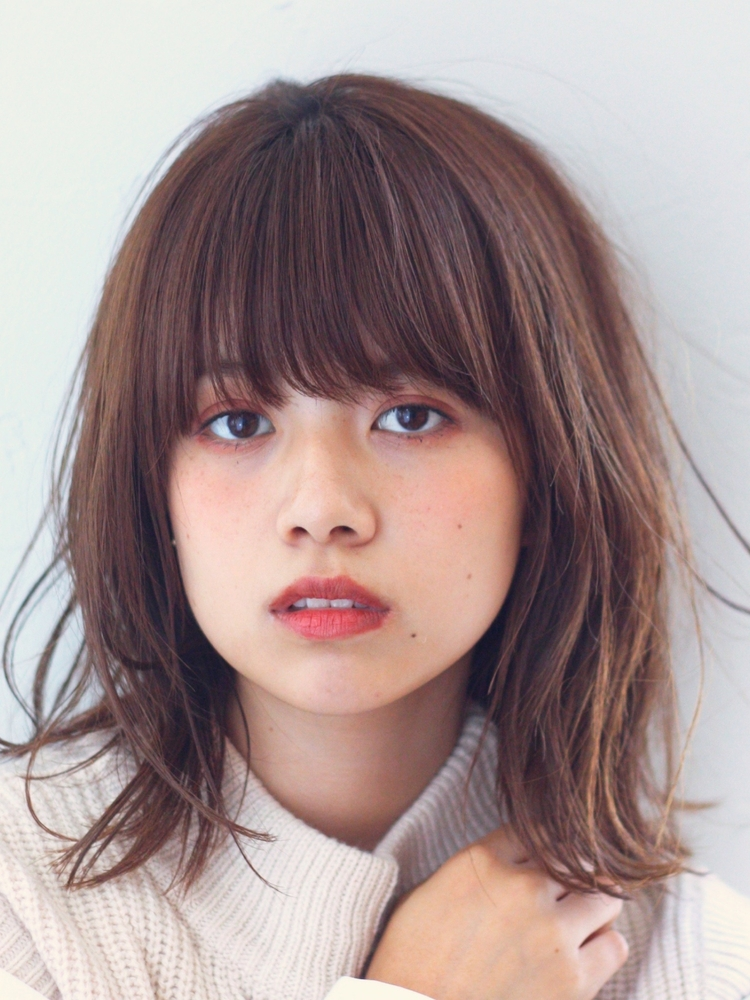 joemi by unami/新宿駅直結 土井陸ミックスパーマルーズボブ