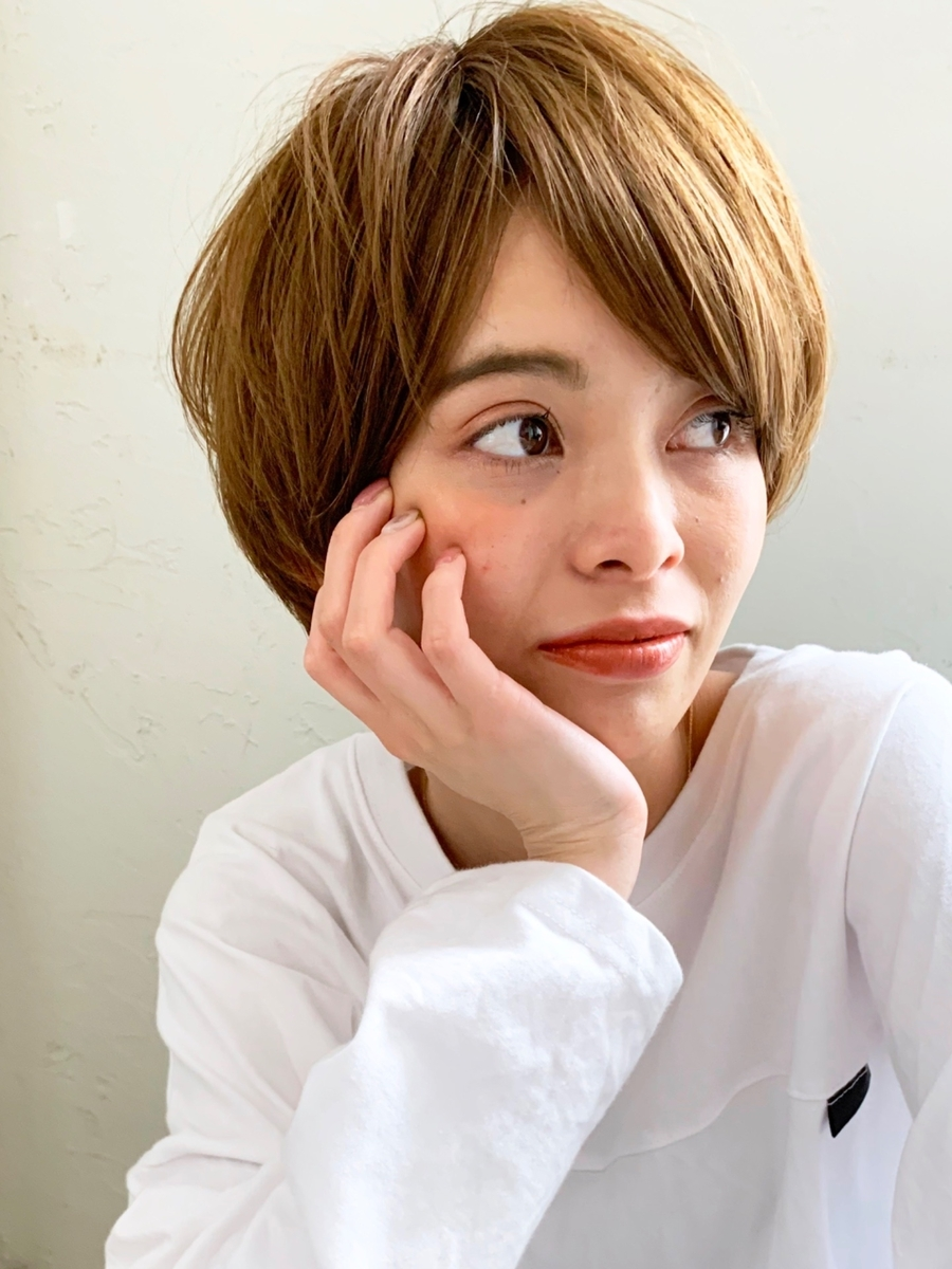 joemi by unami/新宿駅直結 土井陸くびれショートボブ×ベージュカラー