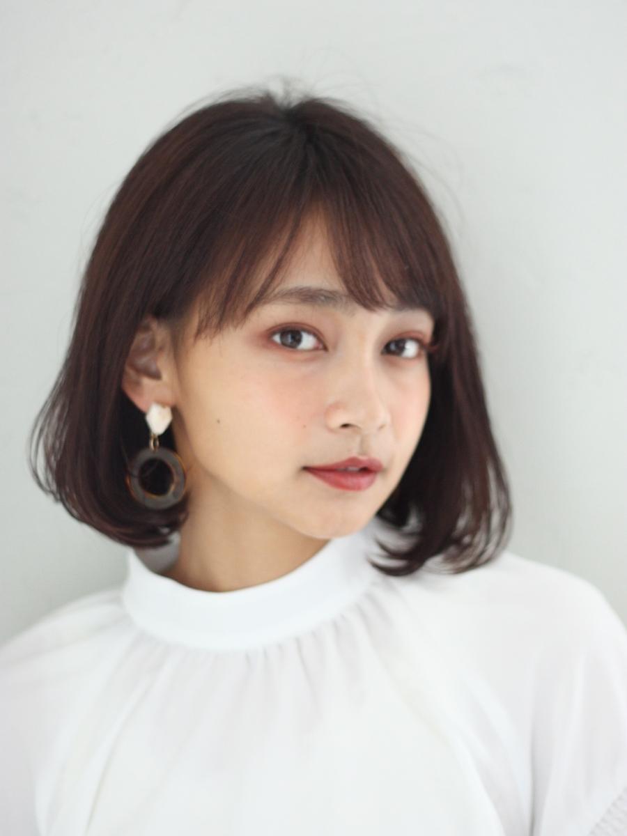 joemi by unami/新宿駅直結 土井陸切りっぱなしワンカールボブ