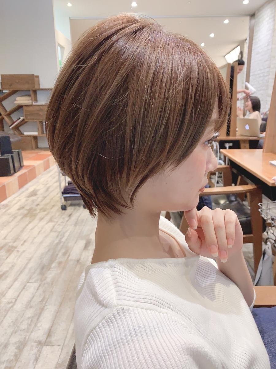 joemi by unami/新宿駅直結 土井陸くびれ小顔ショートボブ