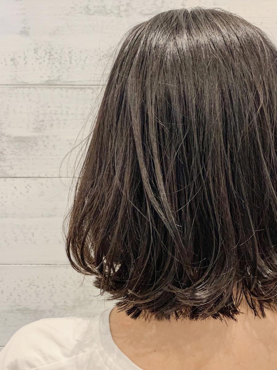joemi by unami/新宿駅直結 土井陸切りっぱなしレイヤーボブディ