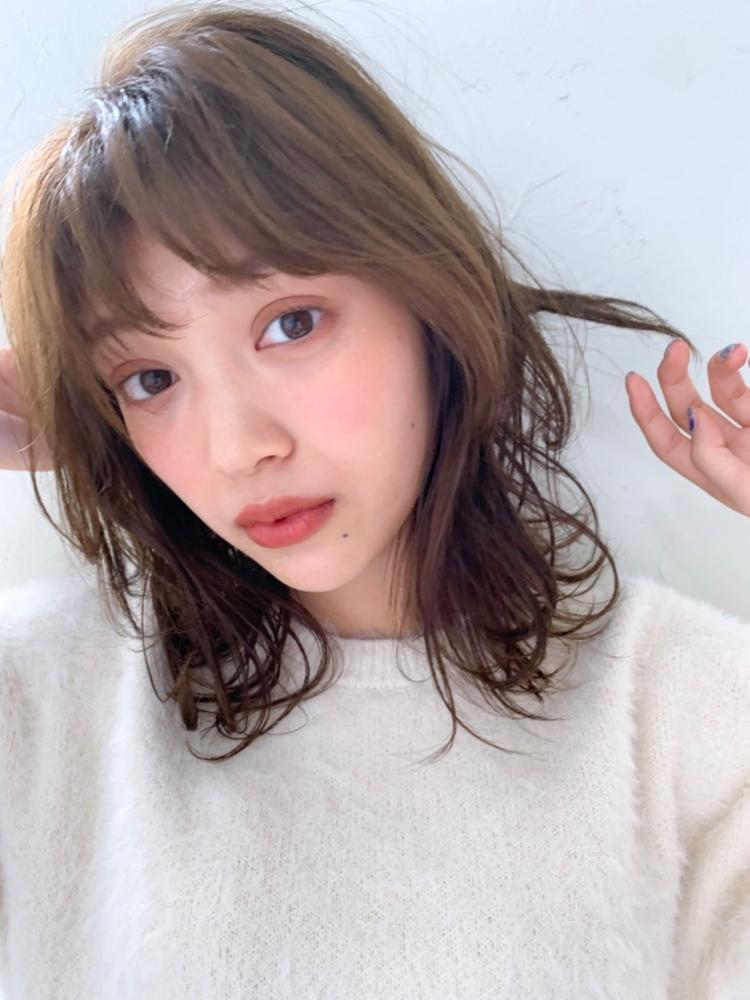joemi by unami/新宿駅直結 土井陸レイヤーミックスくびれミディアム