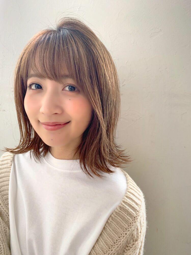 joemi by unami/新宿駅直結 土井陸切りっぱ外ハネボブ