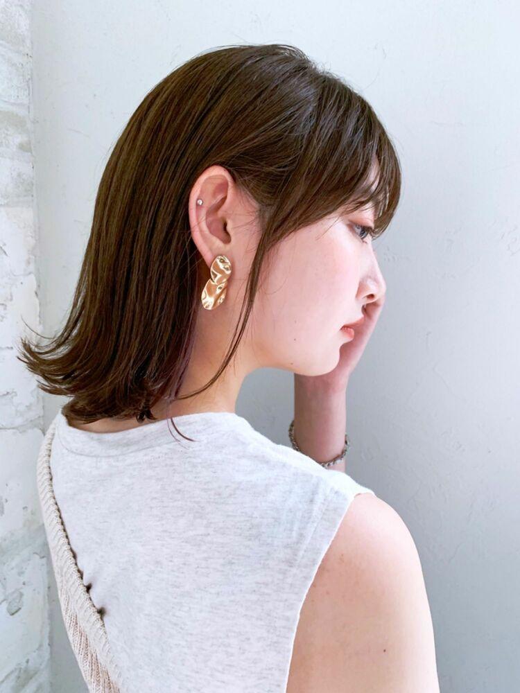 joemi by unami/新宿駅直結 土井陸切りっぱなしボブ