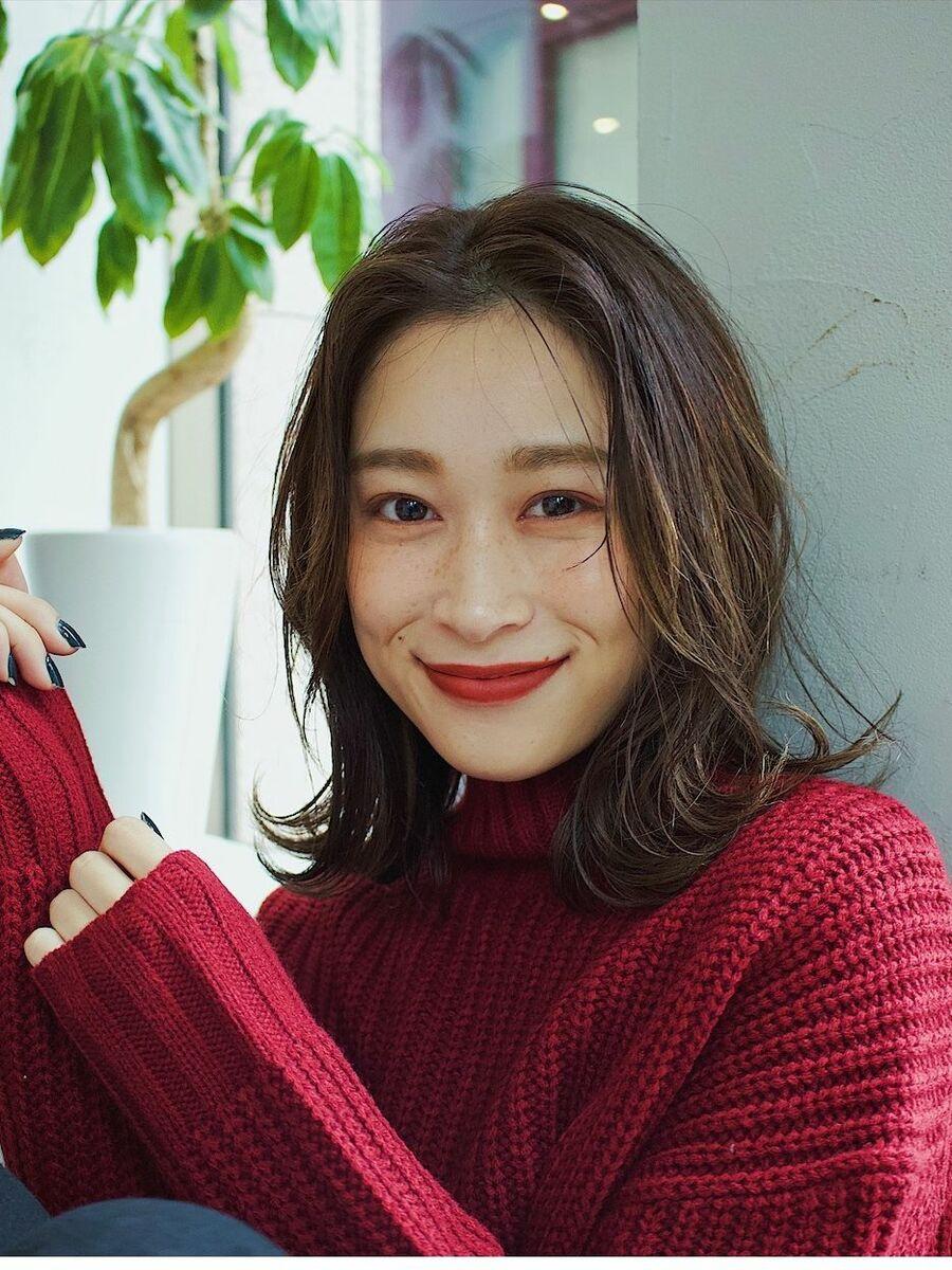joemi by unami/新宿駅直結 土井陸くびれミディアム