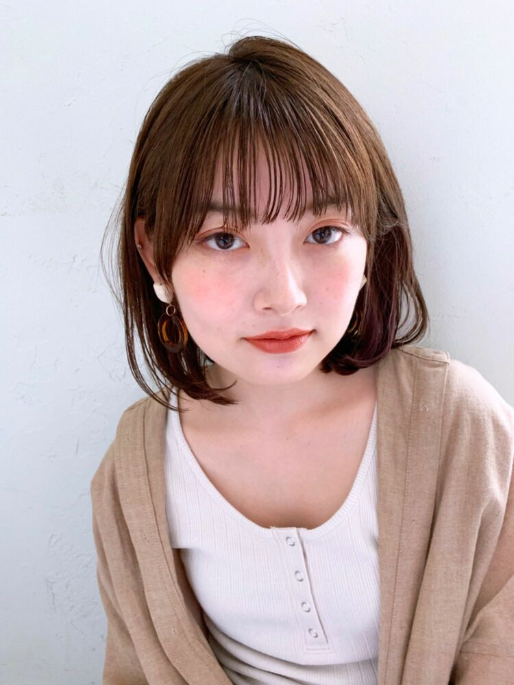 joemi by unami/新宿駅直結 土井陸丸みボブ