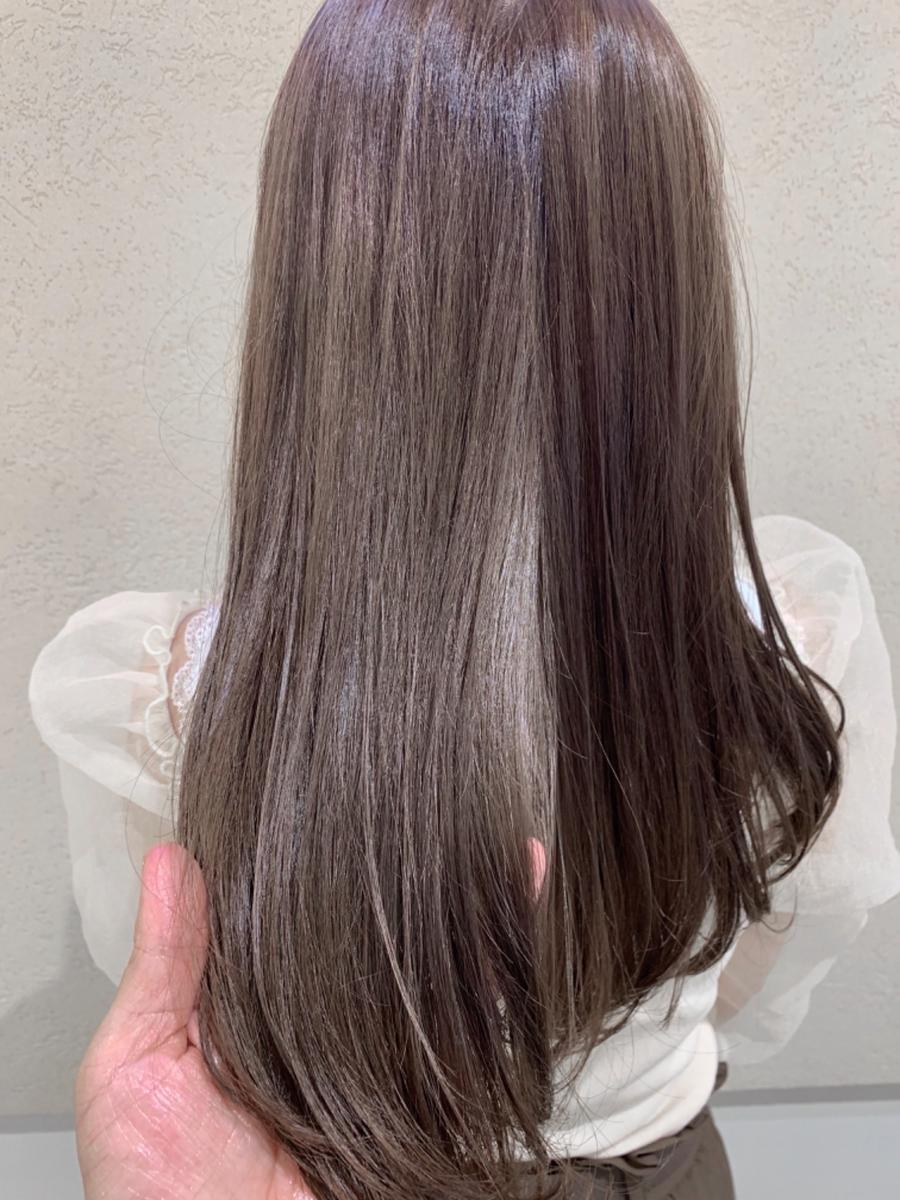 joemi by unami/新宿駅直結プラチナベージュ×まとまりカット
