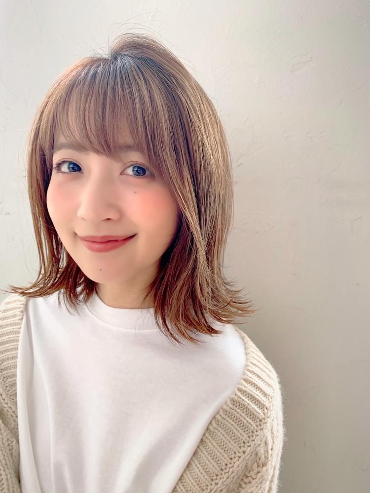 joemi by unami/新宿駅直結 土井陸切りっぱなし外ハネボブ