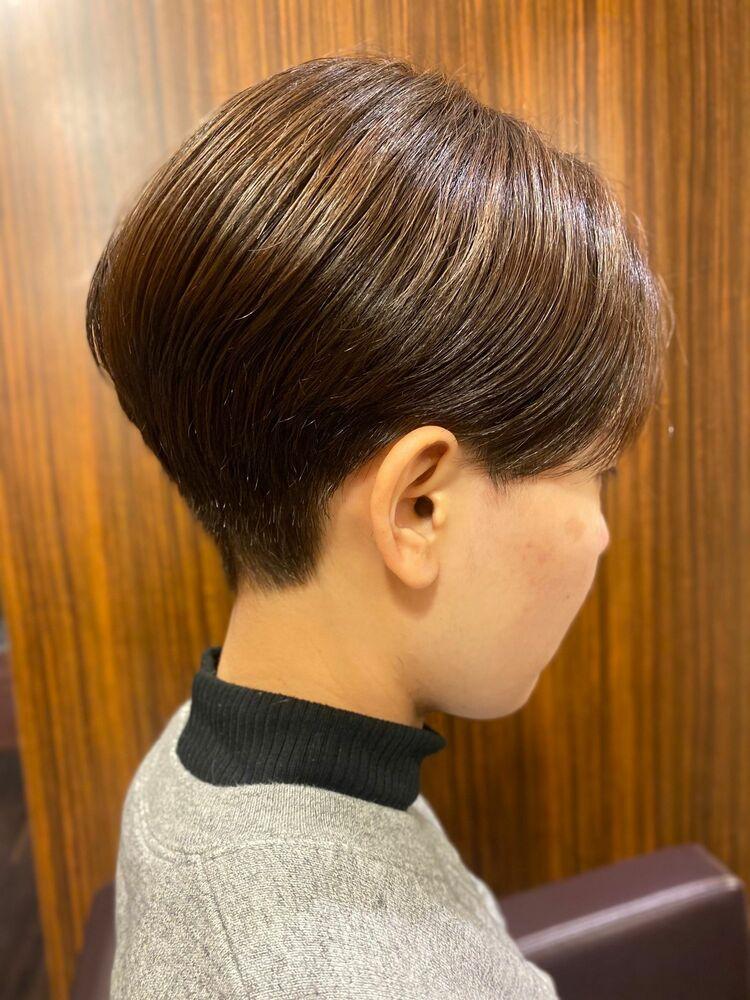 インスタ@kazuma.short_hair