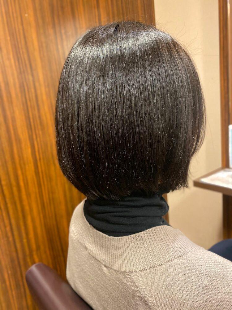 インスタ@kazuma.short_hair お客様スタイル