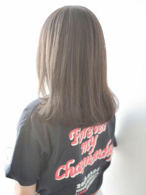 《vicca葵》1番人気!シアーグレージュロブ☆