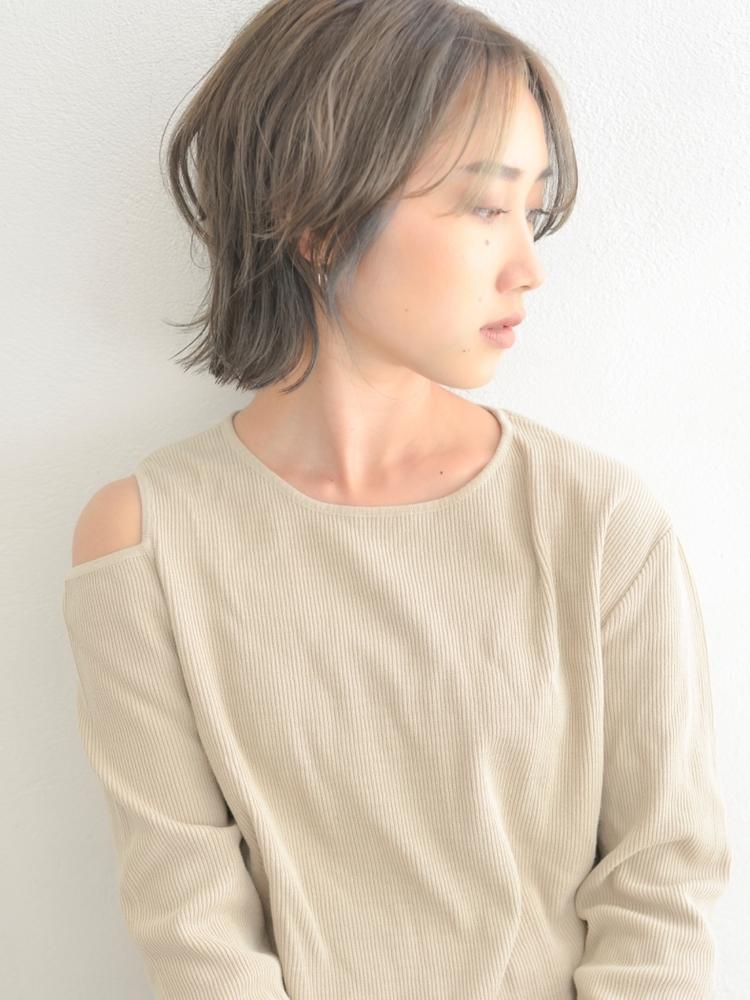 《vicca葵》チラ見せ☆イヤリングカラー
