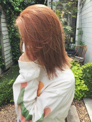 orange×bob