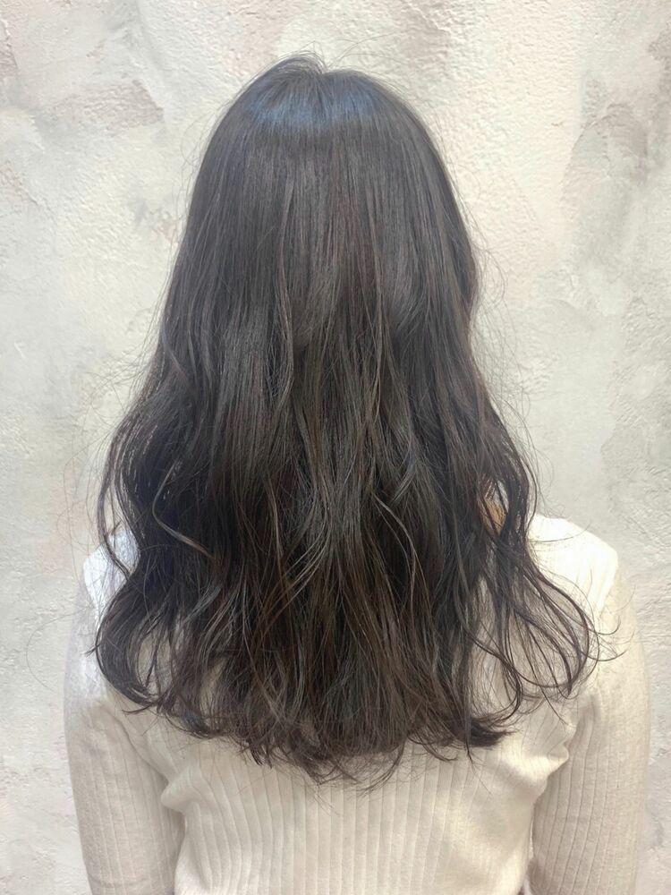 あざと前髪☆ゆるふわウェーブスタイル