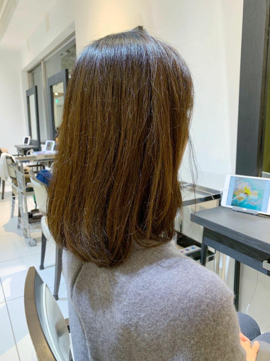 簡単スタイリングの髪型はお任せ下さい!丁寧にご説明致します♬『ライフスタイルに似合わせる髪型』