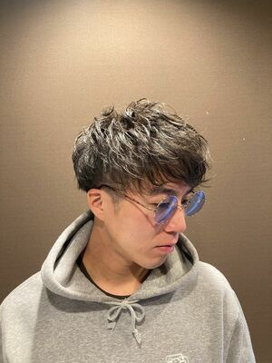 木村拓哉パーマ