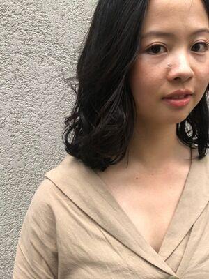 『turn TOKYO』表参道徒歩3分 動きを味方にするレイヤーカット 嶋田陽平