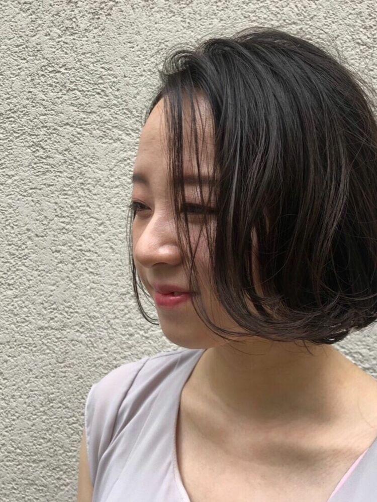『 turn TOKYO 』王道ボブスタイルもあなたの髪質に合わせたカットで印象は変わります