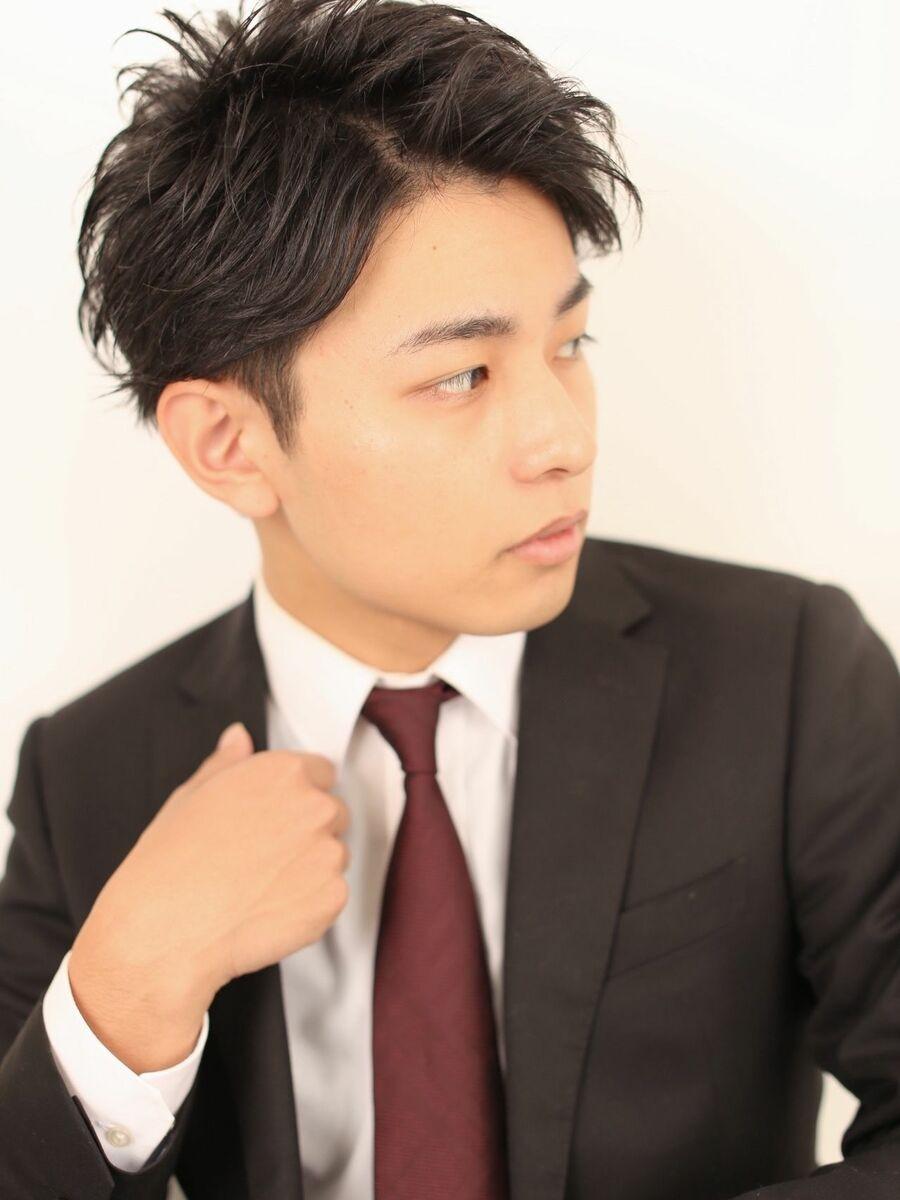 《turn TOKYO》30代ビジネスマンすっきり 表参道 営業大人男子 表参道駅徒歩3分