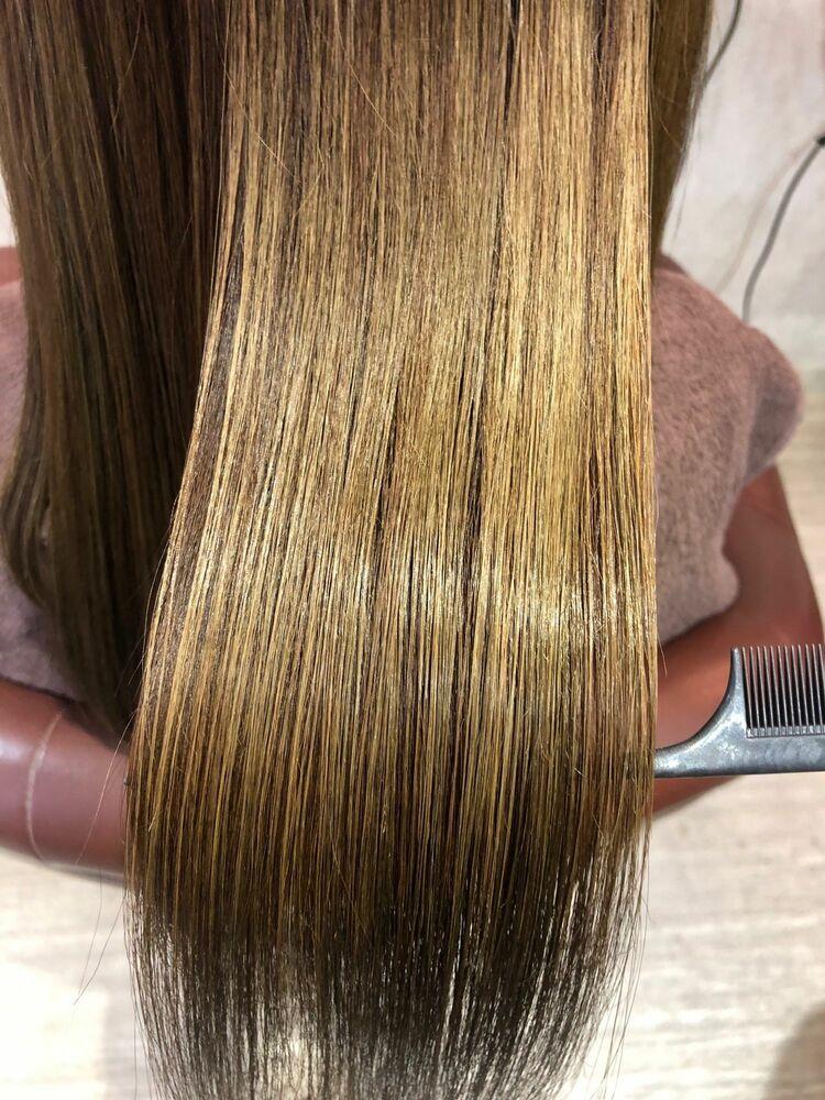 髪質改善トリートメント