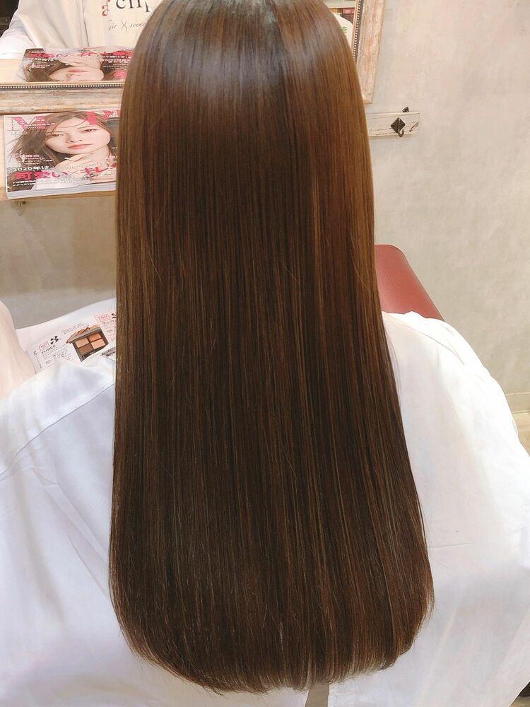1月、2月限定!髪質改善トリートメント7000円!!