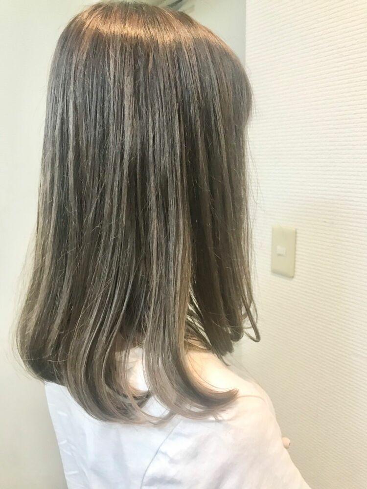 🌿🍨池袋東口徒歩30秒🍨🌿『eriko』透明感ヘアInstagram→erk_5_5
