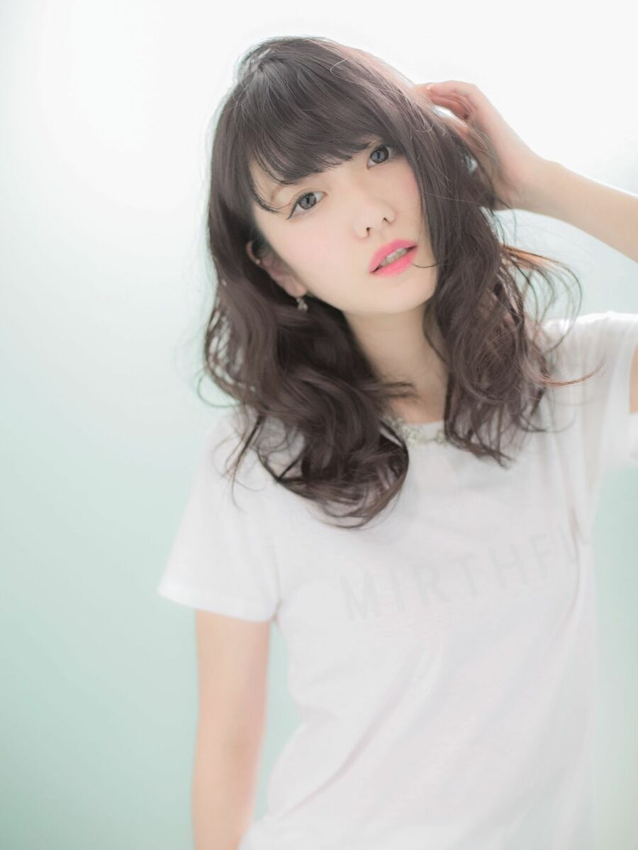 🌿🍨池袋東口徒歩30秒🍨🌿『eriko』透明感ヘアInstagram→erk_5_ 5