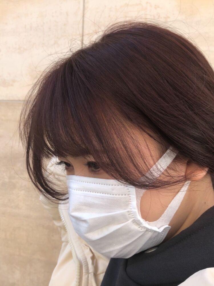 韓国風横髪🇰🇷