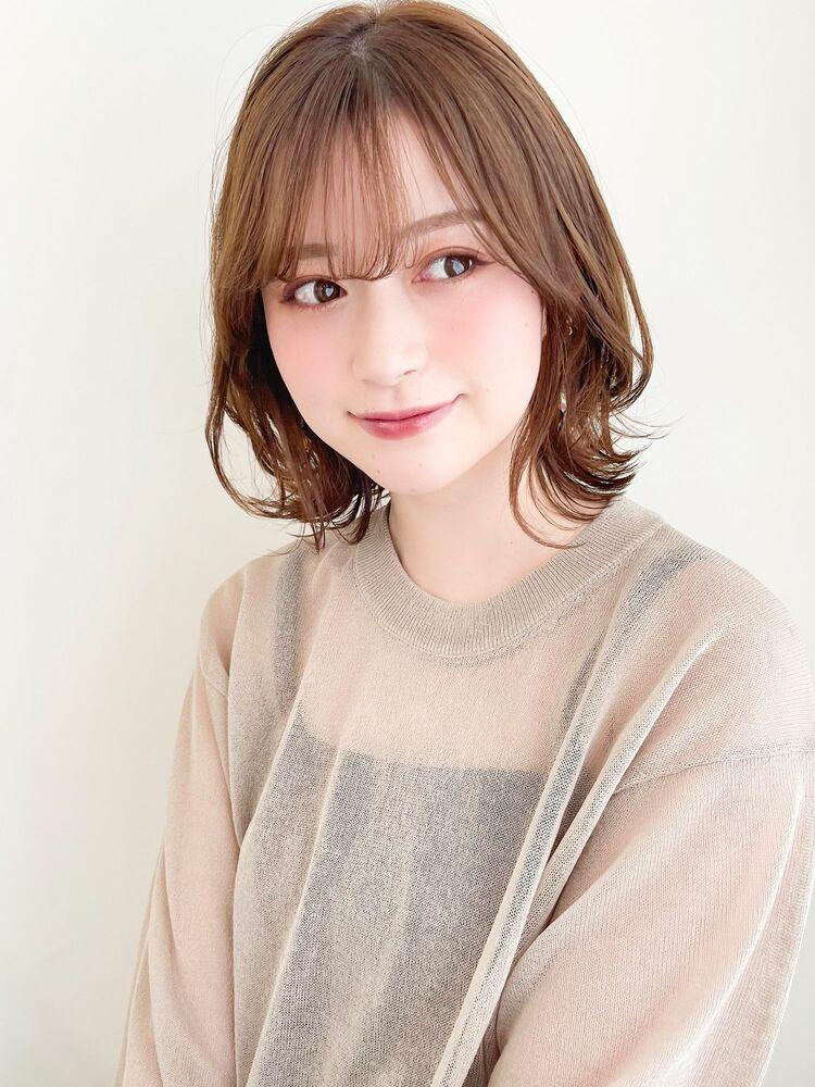 イルミナカラー/ハイライト/前髪カット/髪質改善/グラデーション
