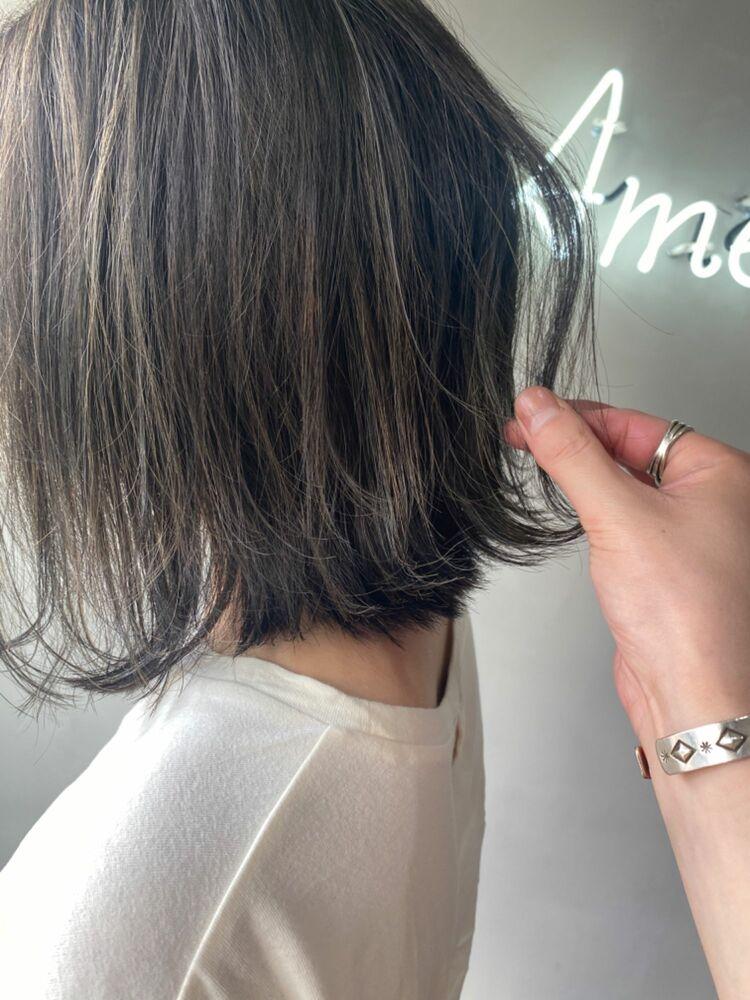"""新宿の美容師/Ameriアメリ店長""""年間3000人のお客様を担当"""""""