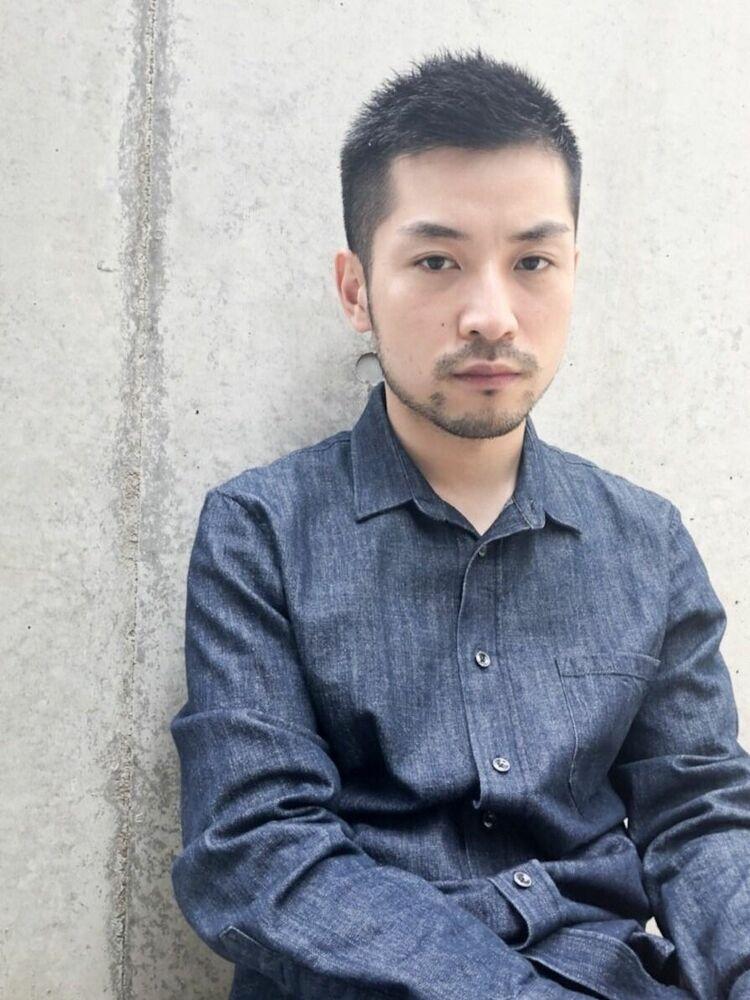 """新宿の美容師/Ameri(アメリ)店長""""月300人のメンズのお客様を担当"""""""