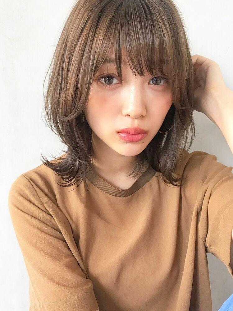アンアミ 吉祥寺 大人カジュアル×やわらかカラー 澤田杏奈