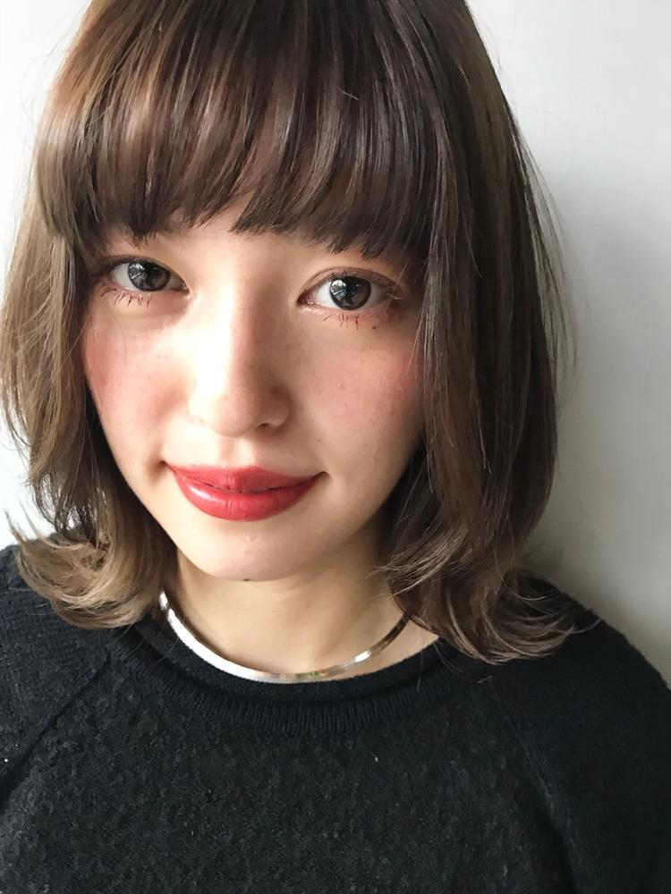 unami kichijoji 外ハネ×大人ミディアム 澤田杏奈