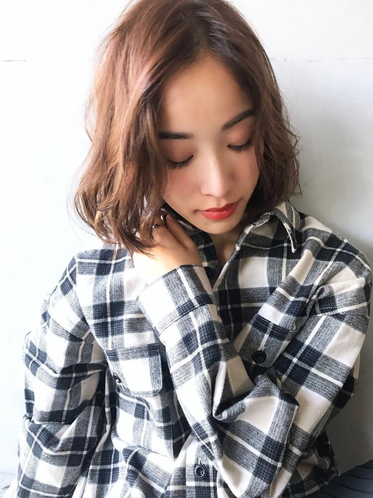 unami kichijoji 大人抜け感スタイル×ナチュラルカール 澤田杏奈